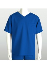 Grey's Anatomy - 0107 - Men's 3-Pocket V-Neck Men's Top