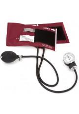 Prestige - Premium Adult Aneroid Sphygmomanometer - Burgundy