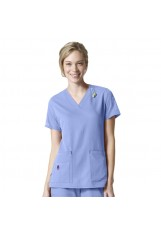 Carhartt  - C12110A - CrossFlex V-Neck Scrub Top