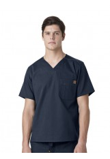 Carhartt - 15108 - Men's Utility Solid Scrub Top