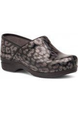 Dansko – Pro XP - Iridescent Leopard Patent Leather