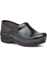 Dansko – Pro XP - Multi Crisscross Patent Leather