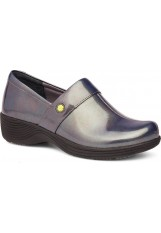 Dansko – Camellia - Grey Prism Patent Leather