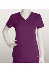 Grey's Anatomy - 71166 - 2 Pocket V-Neck Scrub Top