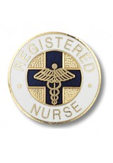 Registered Nurse Cross Pin