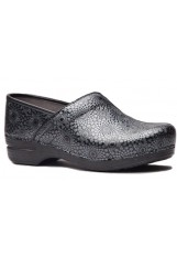Dansko - Pro XP - Black Medallion Embossed Patent