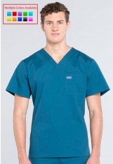 WorkWear Professionals – WW675 – Men's V-Neck Top